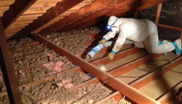 Insulation removal services contractor in chattanooga insulation removal serviceslet us professionally and safely remove old insulation for you solutioingenieria Choice Image
